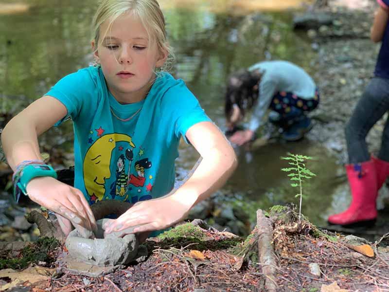 Enrichment programs from Kennebec Montessori School